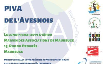 Lancement du réseau PIVA Sambre-Avesnois
